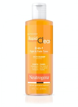 Neutrogena Rapid Clear 2-in-1 Fight and Fade Toner
