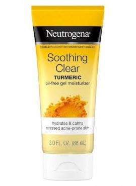 Neutrogena Soothing Clear Tumeric Oil Free Gel Moisturizer