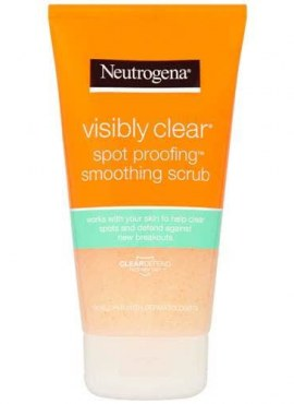 Neutrogena Visibly Clear Spot Smoothing Scrub