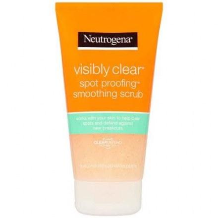 Neutrogena Visibly Clear Spot Smoothing Scrub