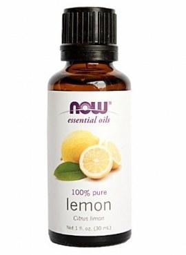 Now Essentials Oil Lemon