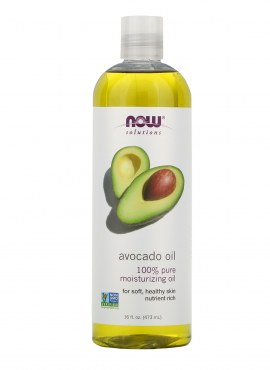 Now Solutions Avocado Oil 118mle