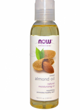 Now Solutions Sweet Almond 118mle