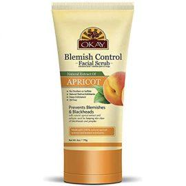 Okay Blemish Control Facial Scrub Apricot