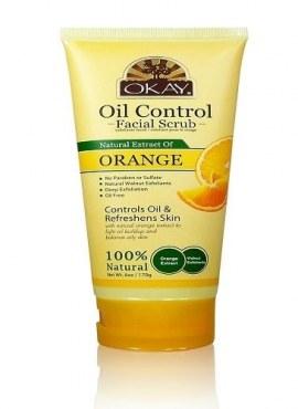 Okay Oil Control Facial Scrub