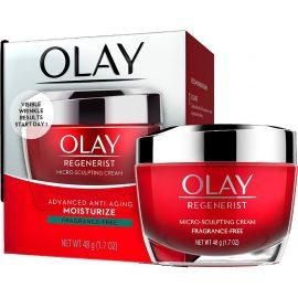 Olay Regenerist Micro Sculpting Cream Fragrance Free