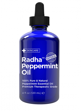 Radha Beauty Peppermint Oil