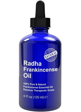 Radha Frankincense Oil