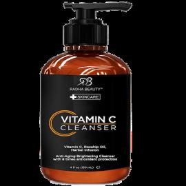 Radha Beauty Vitamin C Cleanser