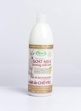 Alpen Goat Milk Foaming Milk Bath
