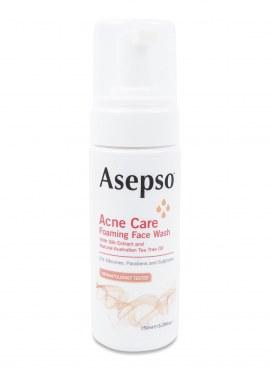 Asepo Acne Care Foaming Face Wash