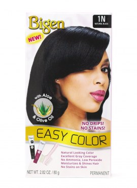 Bigen Easy Color Natural Black