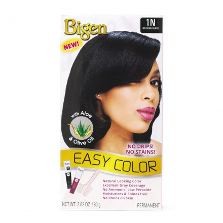 Bigen Easy Color Natural Black