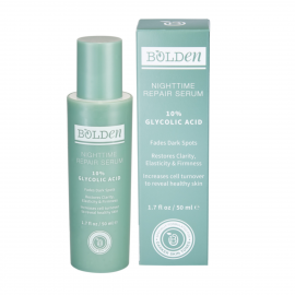 Bolden Night Time Repair Serum 10% Glycolic Acid
