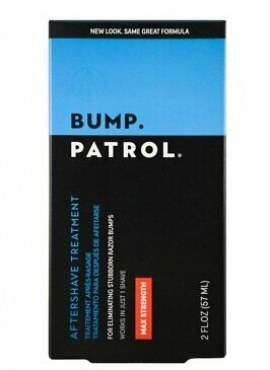 Bump Patrol After-Shave Treatment Max Strength 2floz.