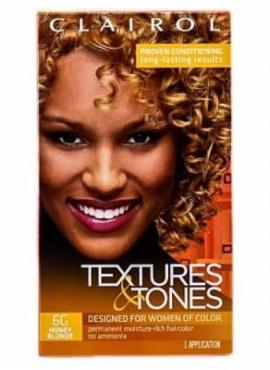 Clairol Texture & Tones Honey Blonde