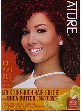 Crème of Nature Moisture Rich Hair Color Vivid Red