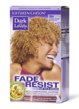 Dark & Lovely Fade Resist Light Golden Blonde