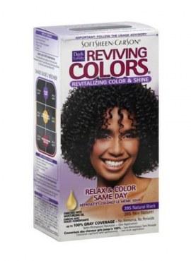 Dark & Lovely Reviving Colors Natural Black