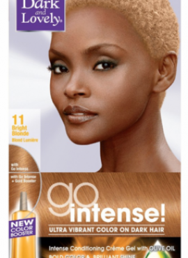 Dark and Lovely Go Intense Bright Blonde