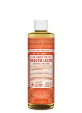 Dr. Bronners Hemp Tea Tree Body Wash