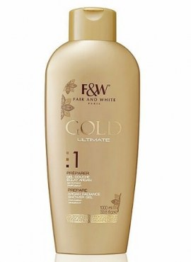 Fair and White Gold Body Wash