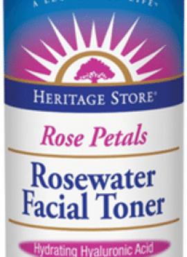 Heritage Store Rosewater Facial Toner