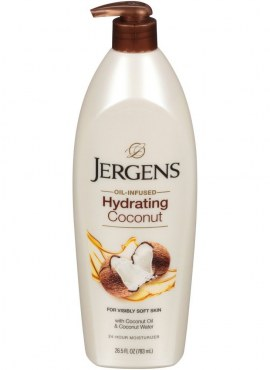 Jergens Hydrating Coconut Body Lotion