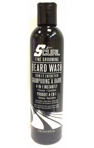 Luster Curl Beard Wash