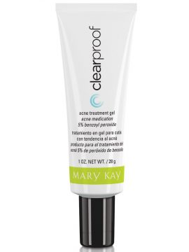 Mary Kay Clear Proof Acne Treatment Gel Acne Medication