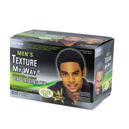Men's Texture My Way Texturizing Kit
