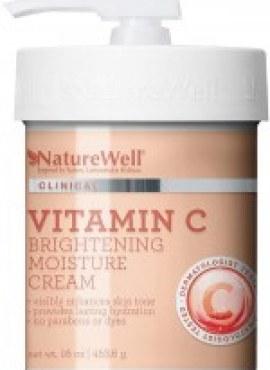 Nature Well Vitamin C Brightening Moisture Cream