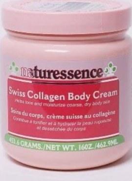Naturessence Swiss Collagen Body Cream