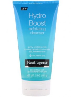Neutrogena Hydro-Boost Exfoliating Cleanser