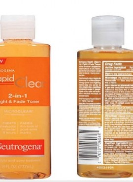 Neutrogena Rapid Clear Fight and Fade