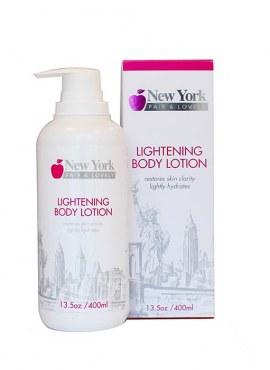 New York Fair and Lovely Lightening Body Lotion