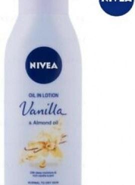 Nivea Vanilla Body Lotion