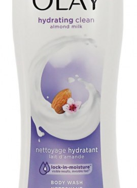 Olay Hydrating Clean Almond Milk Body Wash