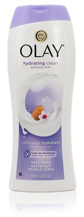 Olay Hydrating Clean Almond Milk Body Wash