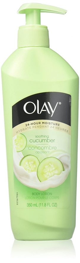Olay Soothing Cucumber Lotion