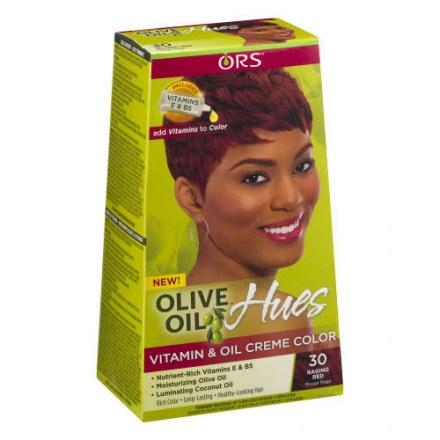 Ors Olive Oil Vitamin & Oil Crème Color