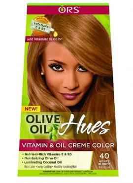 Ors Olive Oil Vitamin & Oil Crème Color Honey Blonde
