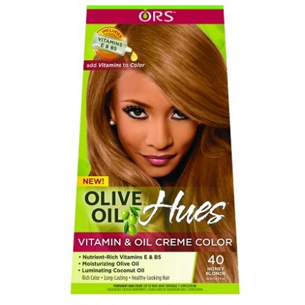 Ors Olive Oil Vitamin & Oil Crème Color Honey Blonde