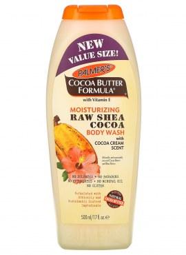 Palmer's Cocoa Butter Moisturizing Raw Shea Cocoa Body Wash