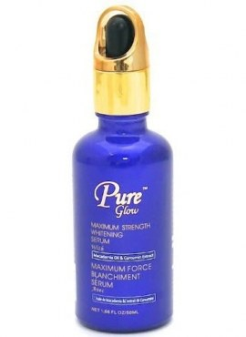 Pure Glow Maximum Strength Whitening Serum