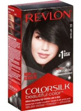 Revlon ColorSilk Beautiful Color Black