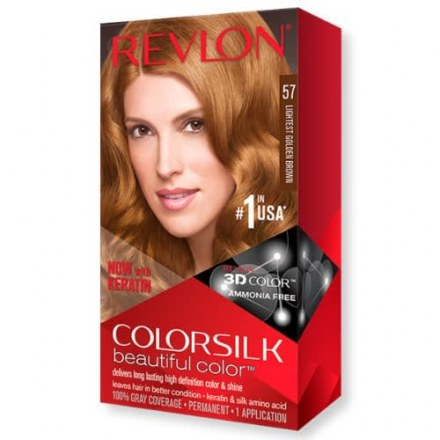 Revlon Colorsilk Beautiful Color Lightest Golden Brown