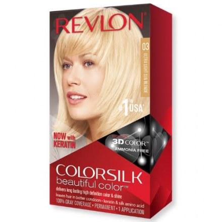 Revlon Colorsilk Ultra-Light Sun Blonde