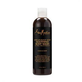 Shea Moisture African Black Soap Soothing Body Wash