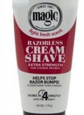 Softsheen Razorless Cream Shave Extra Strength